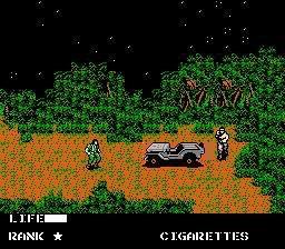 Metal Gear screenshot
