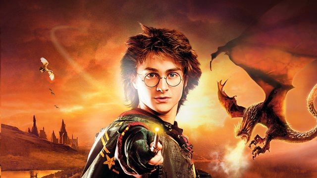 Harry Potter and the Goblet of Fire screenshot