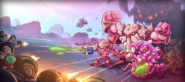 Железный Десант (Iron Marines) screenshot