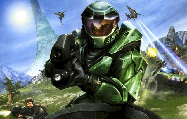Halo: Combat Evolved screenshot