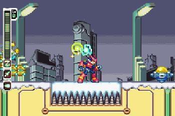 MegaMan Zero 4 screenshot