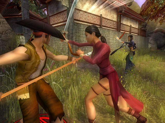 Jade Empire screenshot