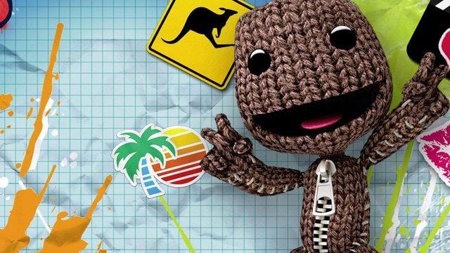 LittleBigPlanet PSP screenshot