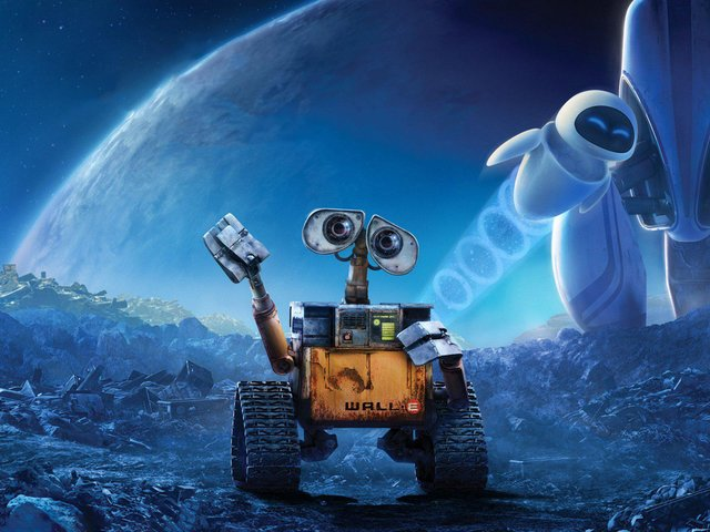 WALL-E: The Video Game screenshot