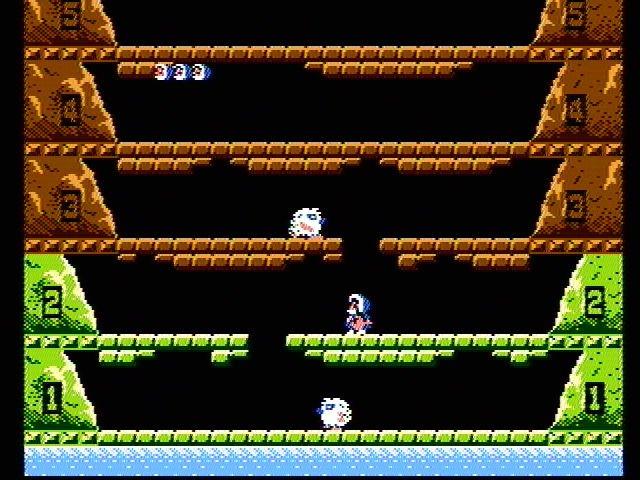 Ice Climber (1985) screenshot