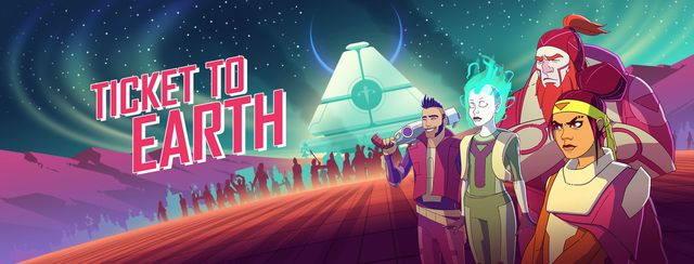 Ticket to Earth screenshot