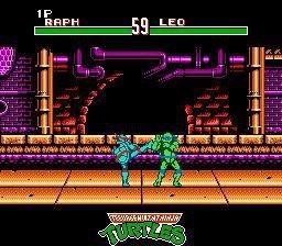 Teenage Mutant Ninja Turtles: Tournament Fighters screenshot