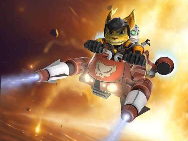 Ratchet & Clank: Going Commando screenshot
