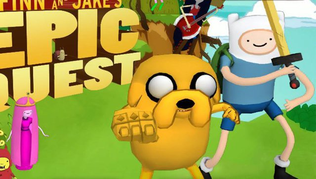 Adventure Time: Finn and Jake's Epic Quest screenshot