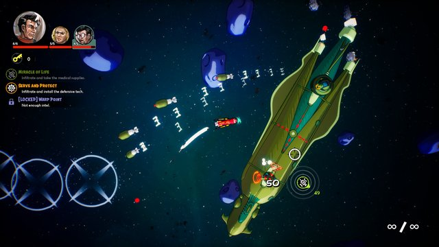 Captain Starshot screenshot