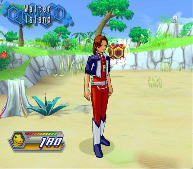 Digimon World Data Squad screenshot