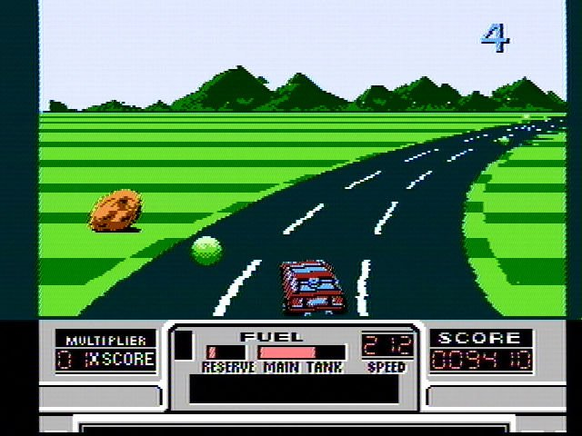RoadBlasters screenshot