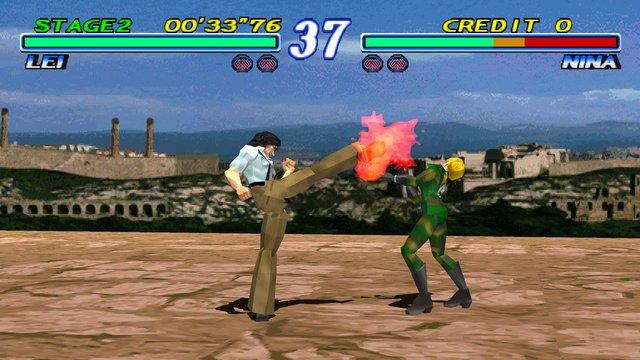 Tekken 2 (1995) screenshot