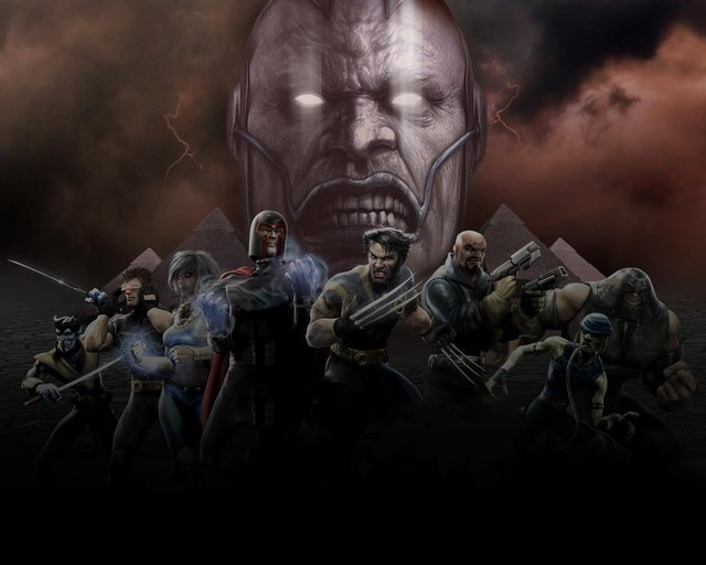 X-Men Legends II: Rise of Apocalypse screenshot