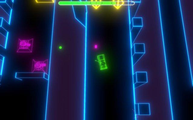 Neon Tank Warrior screenshot
