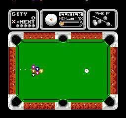 Side Pocket (1986) screenshot