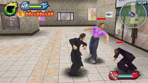Kenka Bancho: Badass Rumble screenshot