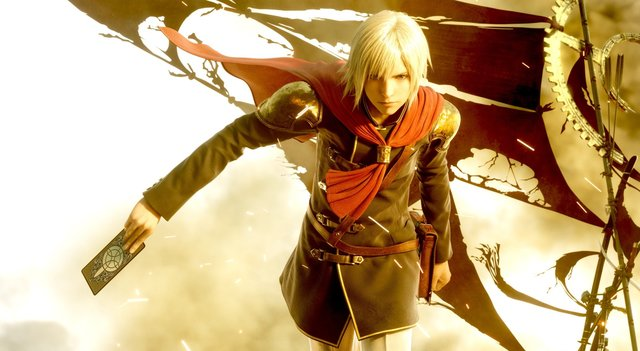 FINAL FANTASY TYPE-0 HD screenshot