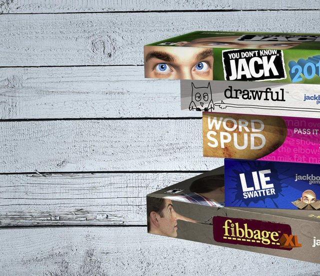 The Jackbox Party Pack screenshot