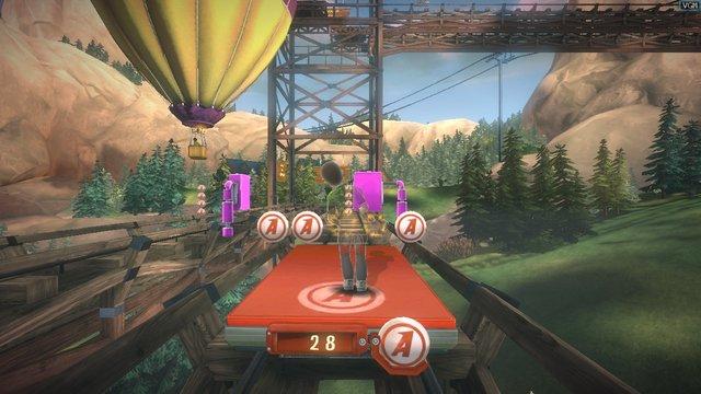 Kinect Adventures! screenshot