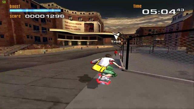 AirBlade screenshot