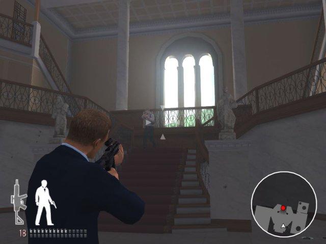 James Bond 007: Quantum of Solace screenshot