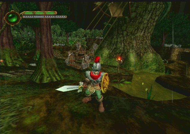 Maximo vs. Army of Zin screenshot