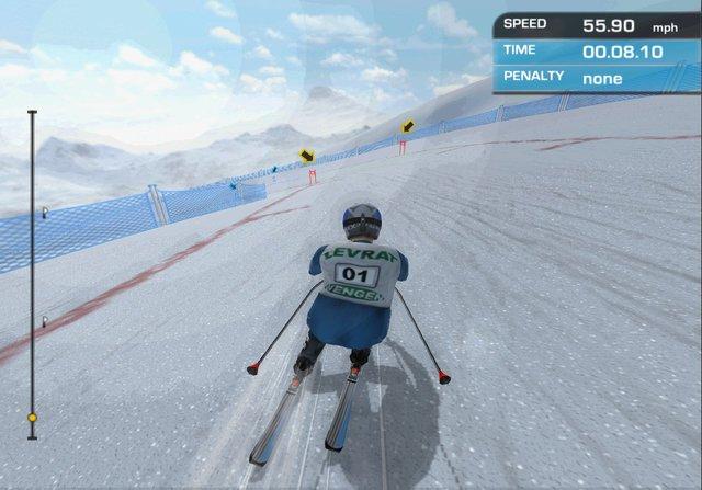 Bode Miller Alpine Skiing screenshot