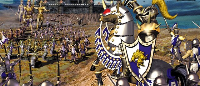 Heroes of Might and Magic 3: The Restoration of Erathia screenshot