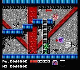 Teenage Mutant Ninja Turtles (1989) screenshot