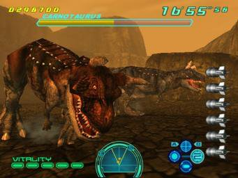 Dino Stalker screenshot