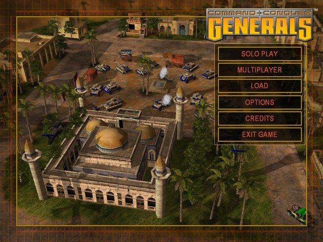 Command & Conquer: Generals screenshot