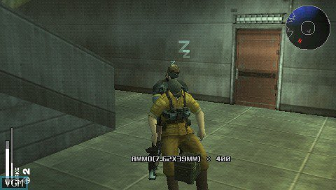 Metal Gear Solid: Portable Ops screenshot