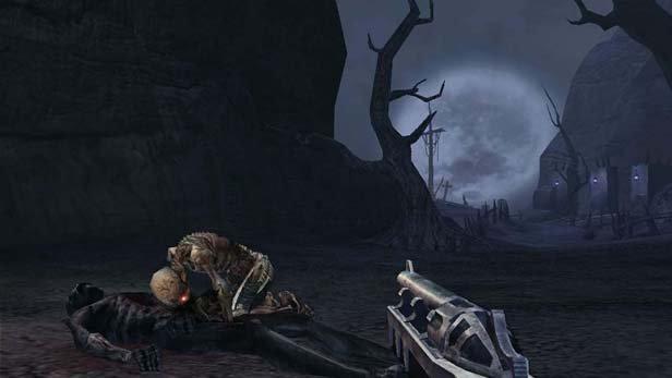 Darkwatch screenshot