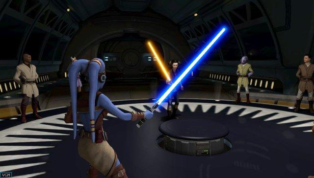 Kinect Star Wars screenshot