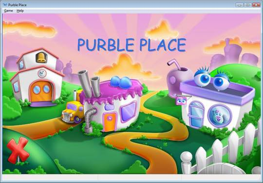 Purble Place screenshot