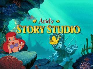 Ariel's Story Studio screenshot