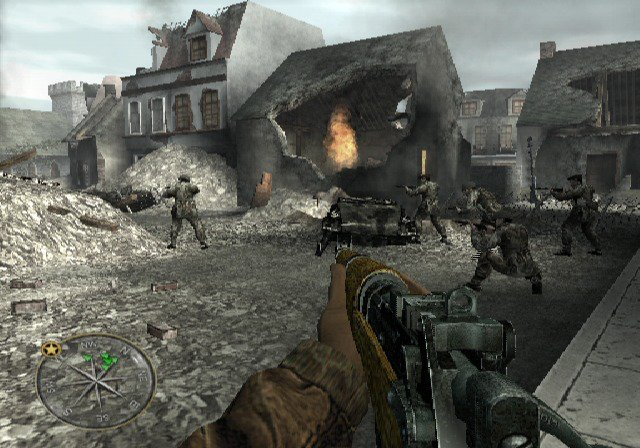 Call of Duty: World at War - Final Fronts screenshot