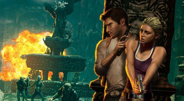 UNCHARTED: Drake's Fortune screenshot