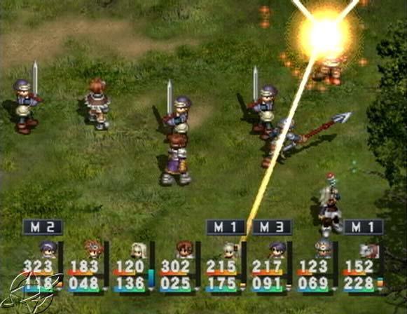 Growlanser II: The Sense of Justice screenshot