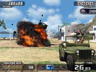 Time Crisis 3 screenshot