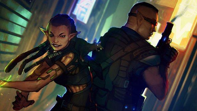 Shadowrun: Hong Kong screenshot