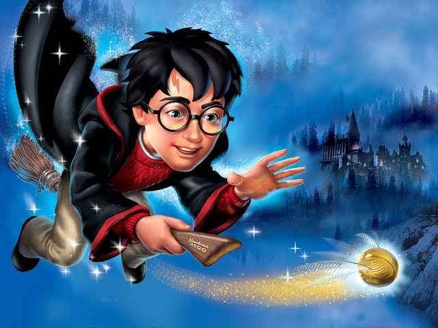 Harry Potter and the Philosopher's Stone screenshot