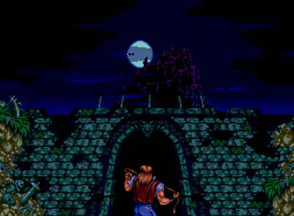Castlevania: Bloodlines screenshot
