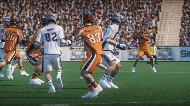 Casey Powell Lacrosse 16 screenshot