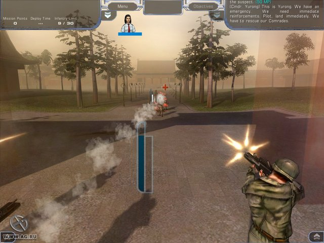 War on Terror screenshot