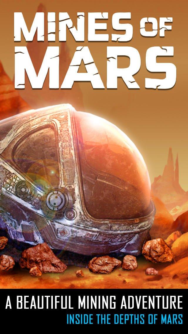 Mines of Mars screenshot