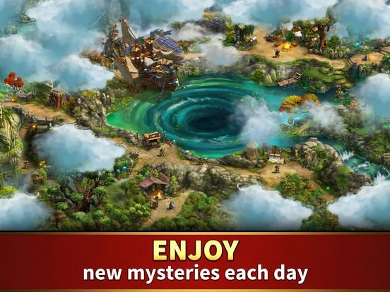 Elvenar - Fantasy Kingdom screenshot