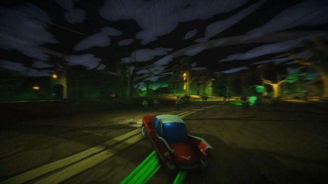 ZOMBIE CAR MASSACRE screenshot