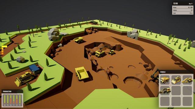 Opencast Mining screenshot